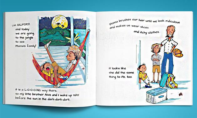 Caye Boy Author Releases Third Children's Book