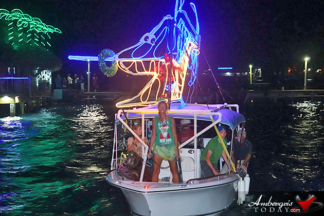 Holiday Boat Parade Shines Brighter Each Year
