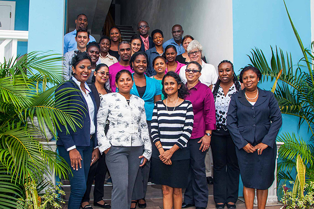 Belize Participates in Food Safety in Fishery Sector Training