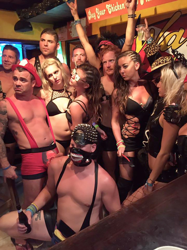 The Bucket Lust Party Goers Invade Belize to Celebrate New Year