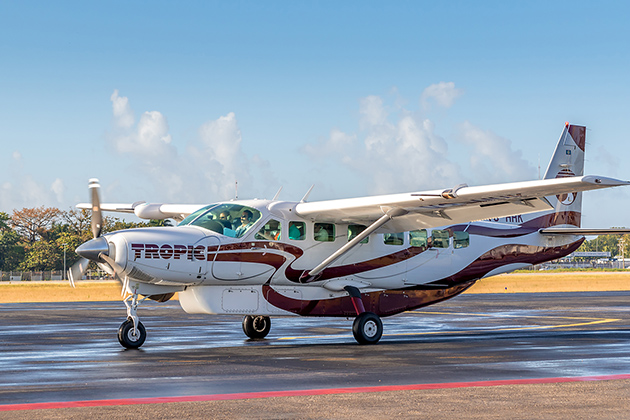 Tropic Air Commences Service to Chetumal, Mexico