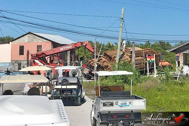 Traffic Woes, Too Big for Island Roads