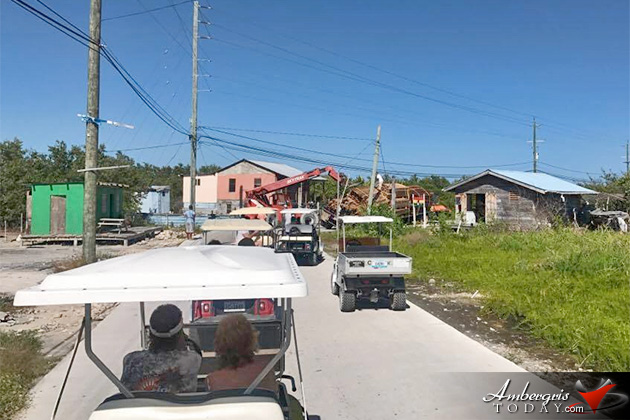 Traffic Woes, Too Big for Island Roads