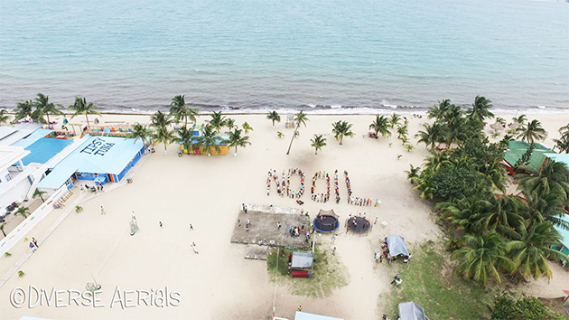 "Placencia Community Says ""NO"" to Offshore Oil"