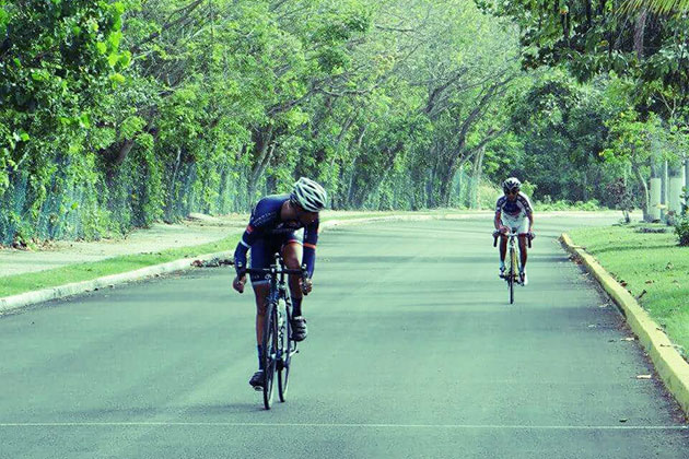 Belizean Cyclist Tariq Cano Aims for Belgium Competition