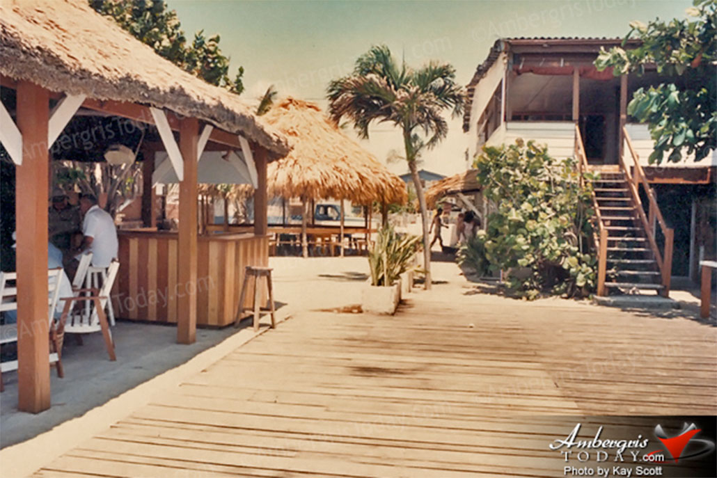 Fido's Restaurant and Bar, San Pedro, Ambergris Caye, Belize
