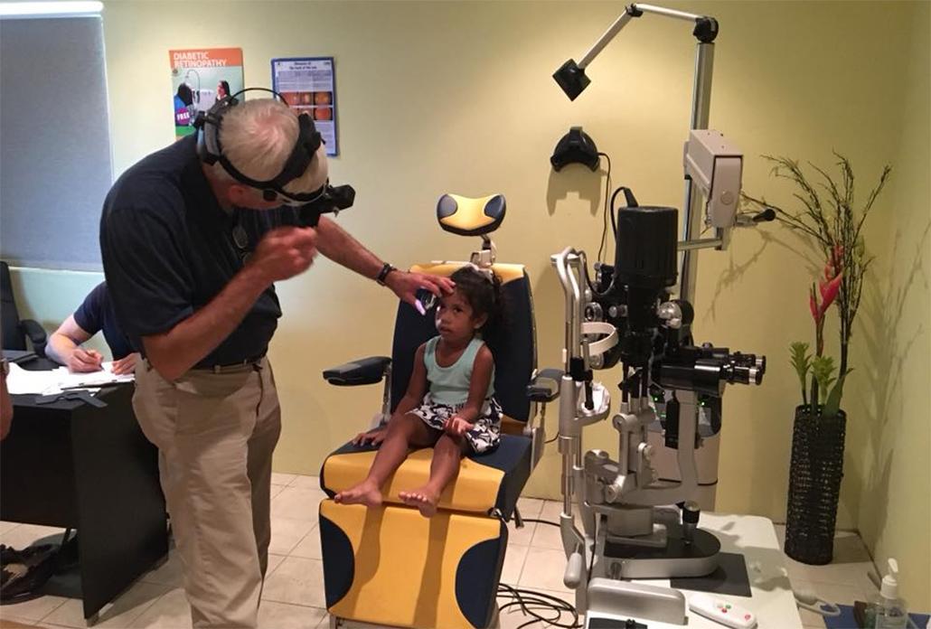 Free Eye Exams by BelizeKids.Org