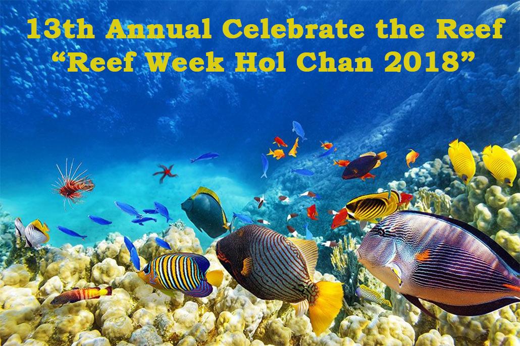 Hol Chan Reef Week 2018