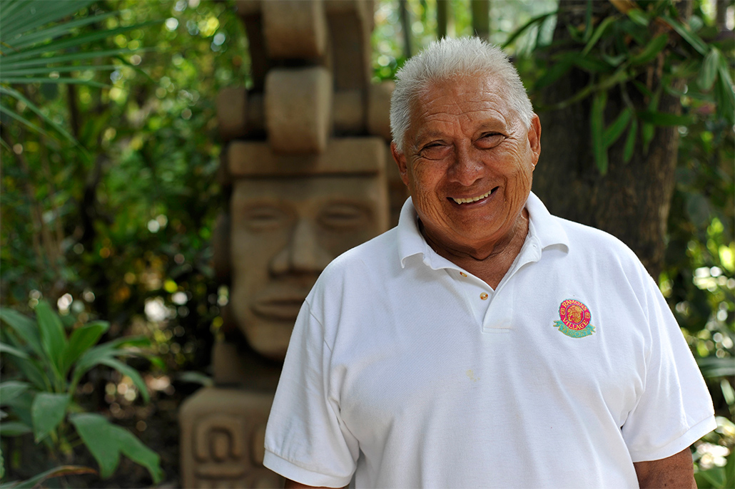 Ramon's Village Mourns the Death of Ramon Nunez