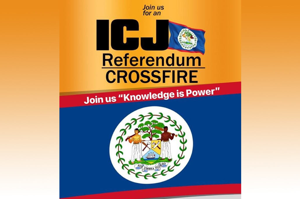 Tune in to ICF Referendum Crossfire Tonight