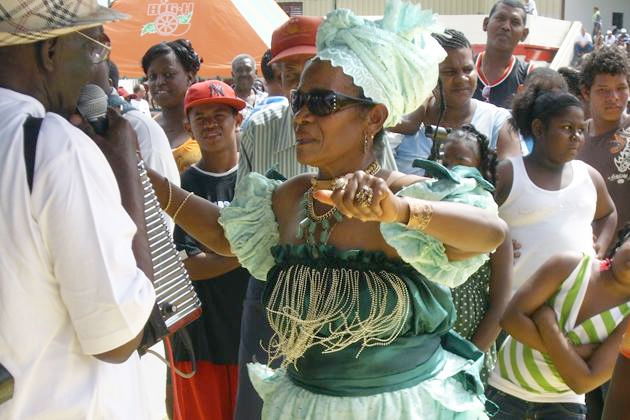 """Belizean Musical and Cultural Icon """"Leela"""" Vernon Passes Away"""