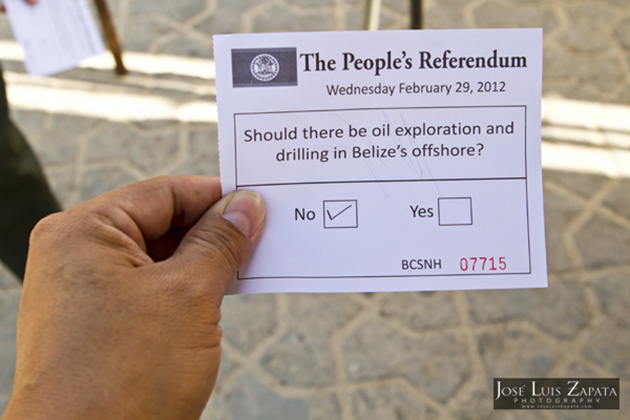 Fifth Anniversary of The People's Referendum Against Offshore Oil Exploration
