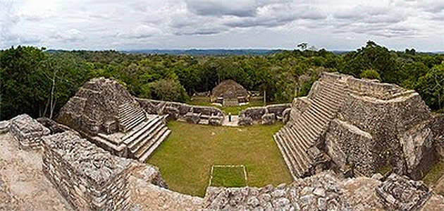 Road to Caracol Maya Site to be Paved to Benefit Chiquibul Area