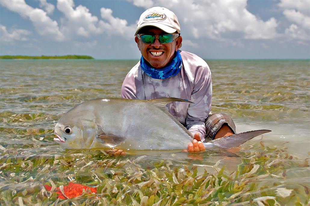 San pedro nominated for two orvis awards in fly fishing for Fishing san pedro belize