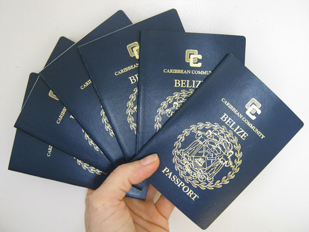 Belize Immigration Resumes Passport Services