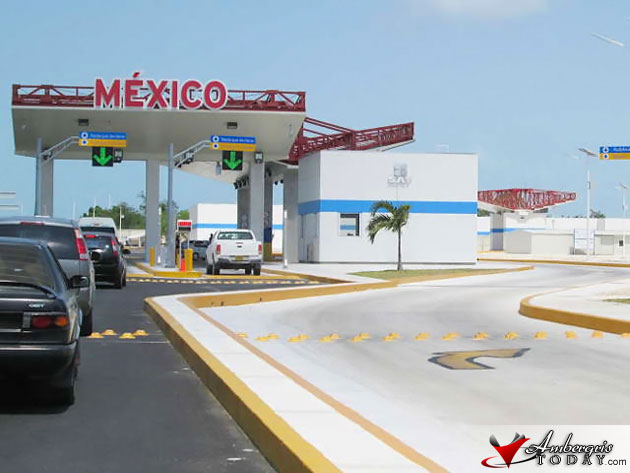 Easter Travel Advisory Issued for Belizeans Going to Mexico