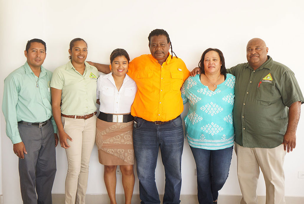New NEMO Office and Coordinator for Belize Rural South