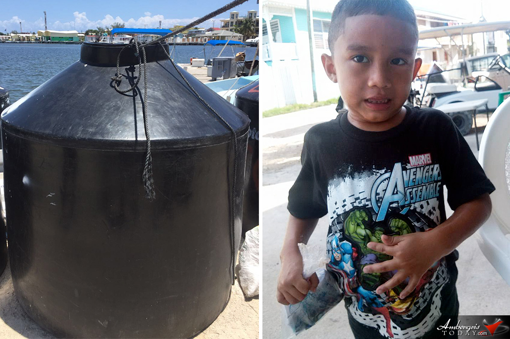 Six Year Old Drowns in Water Vat in San Pedro
