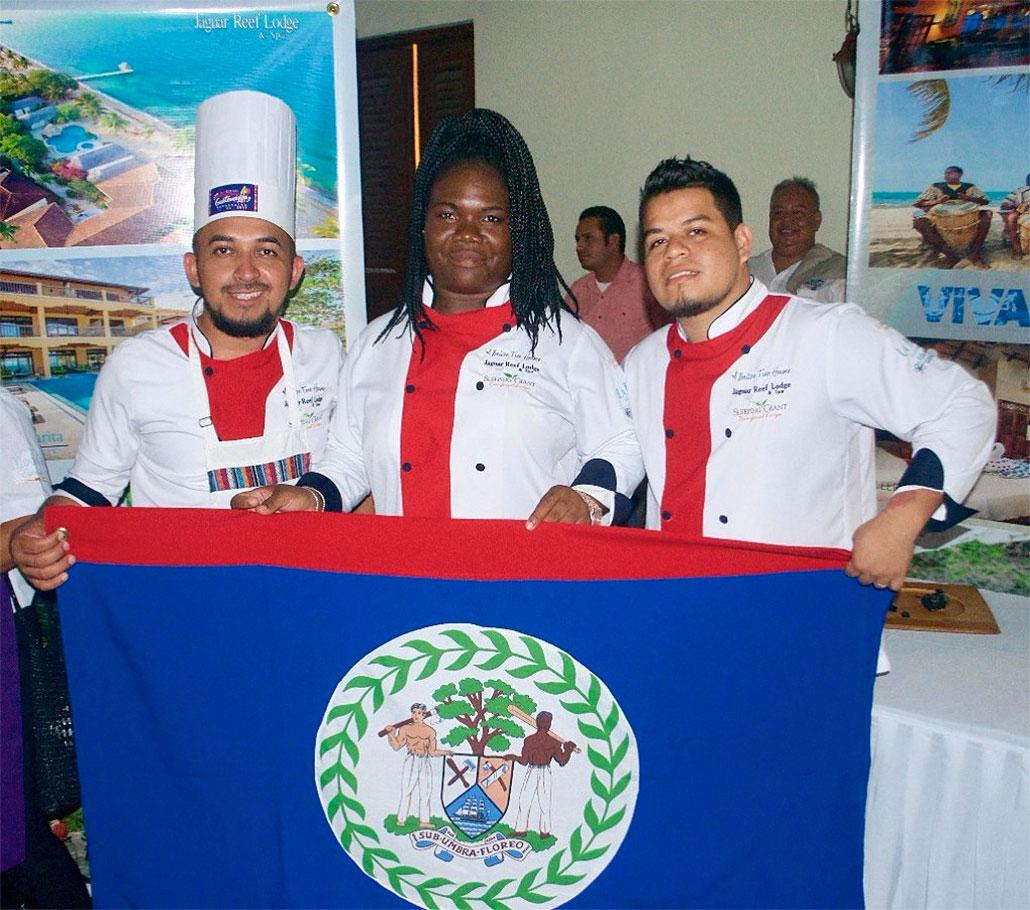 ViVa BELiZE Chefs Represent at Gastronomica Guatemagica Festival