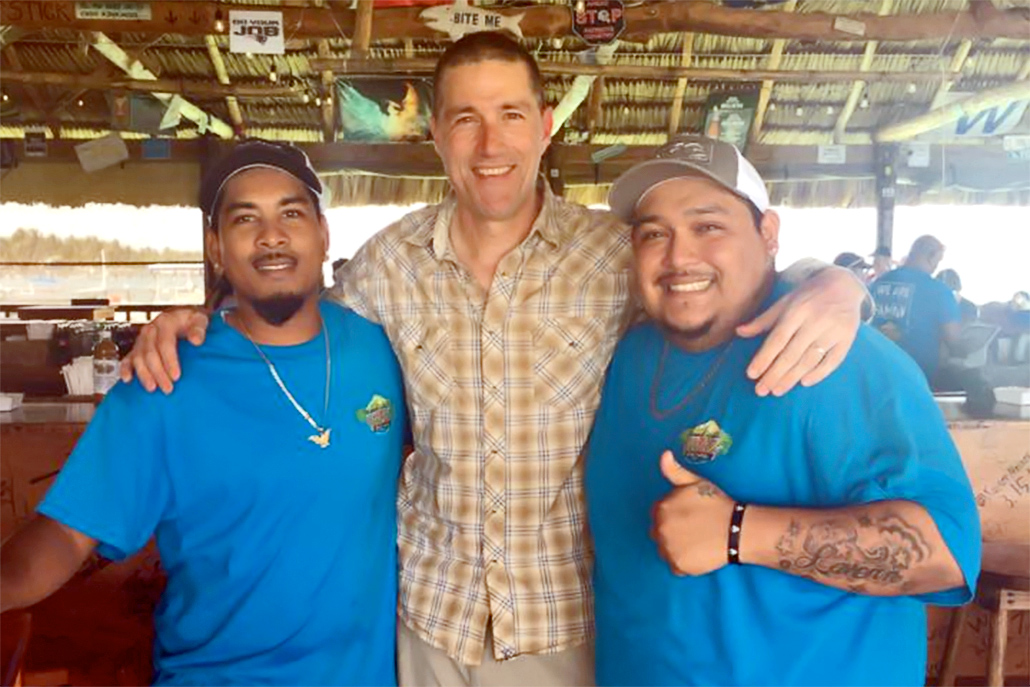 Celebrity Spotting: Lost Actor Matthew Fox Find his Way to Belize