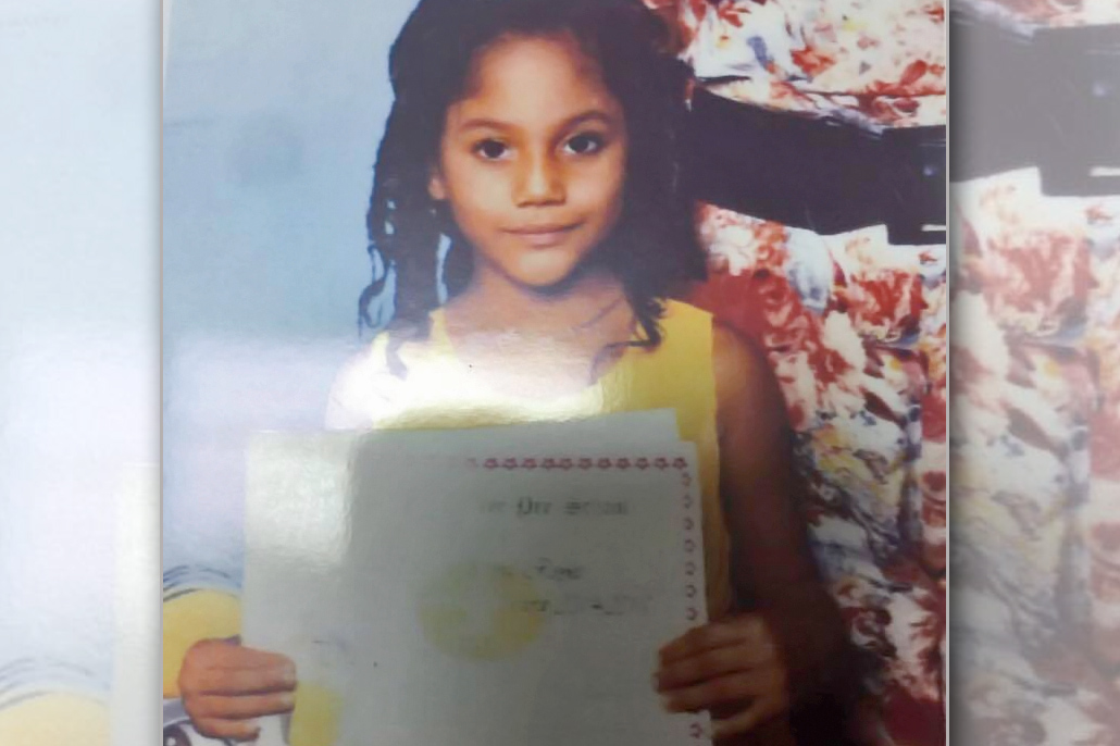 Seven Year Old Girl Abducted by Grandmother