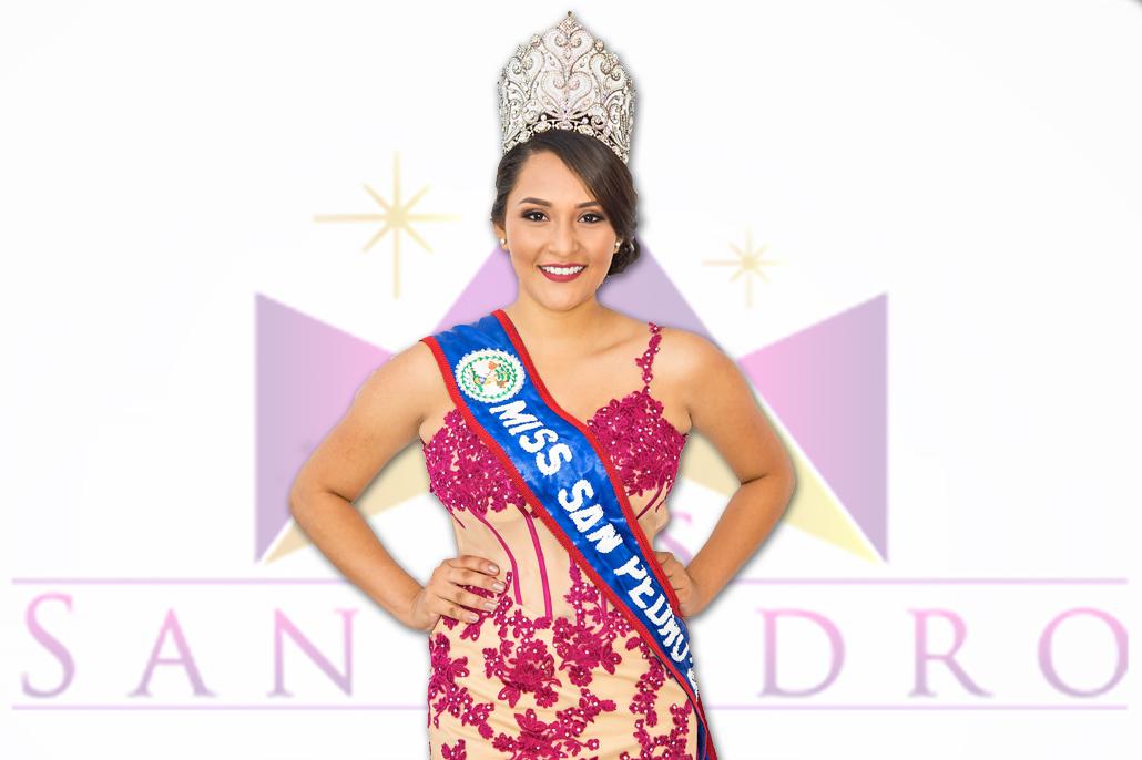 Lisandra Novelo Named New Miss San Pedro as Marisha Thompson Steps Down