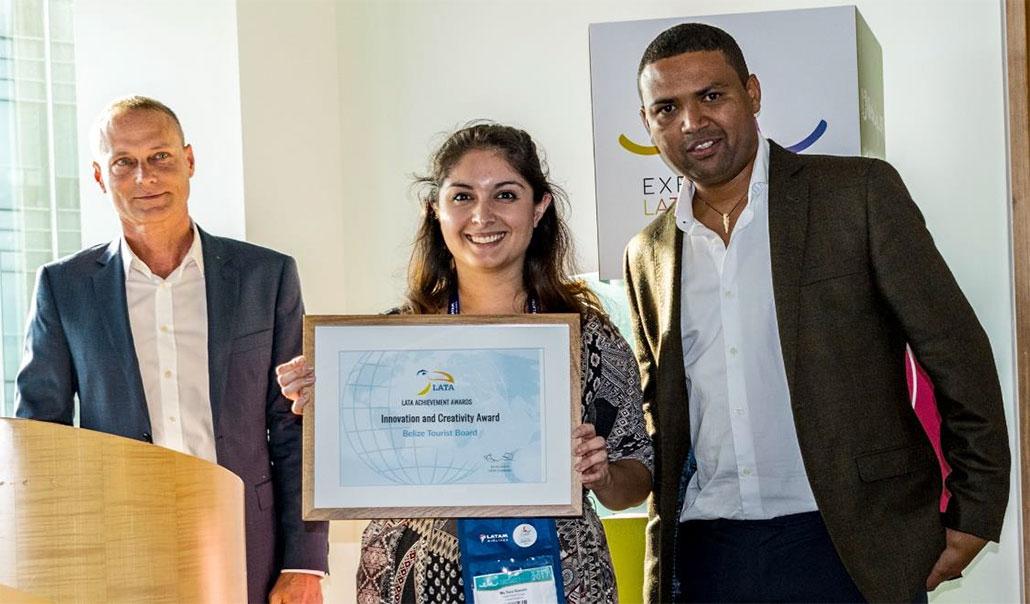 BTB wins Prestigious Award for Innovation & Creativity
