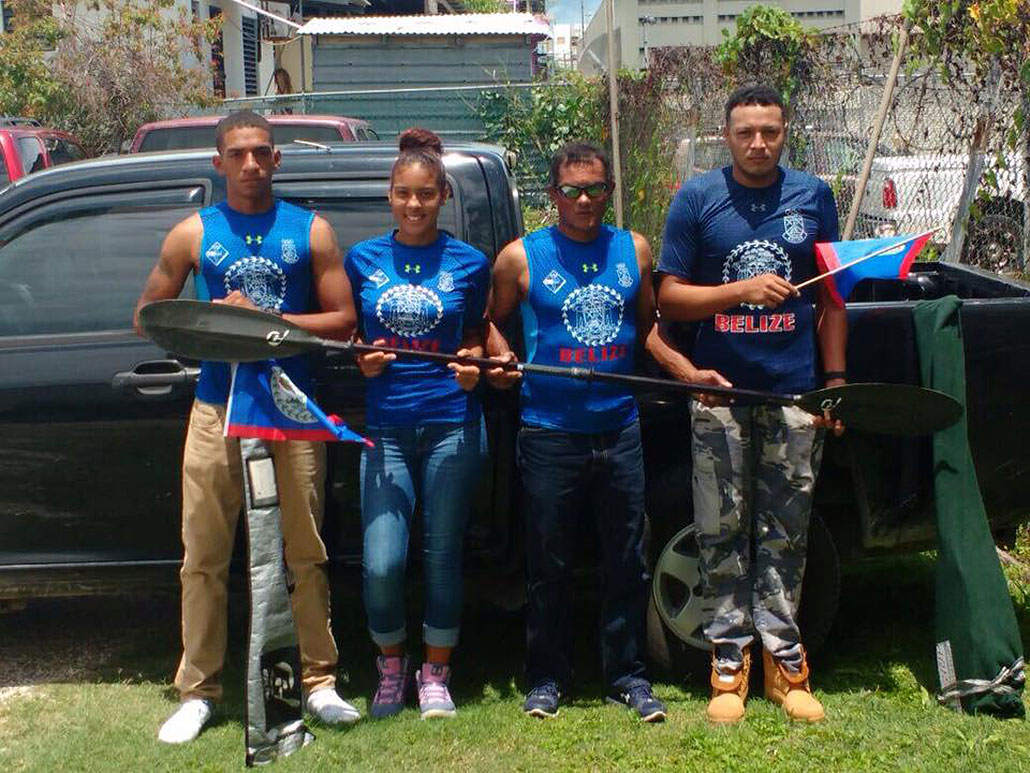 Belize Canoe Association to Compete in Guatemala