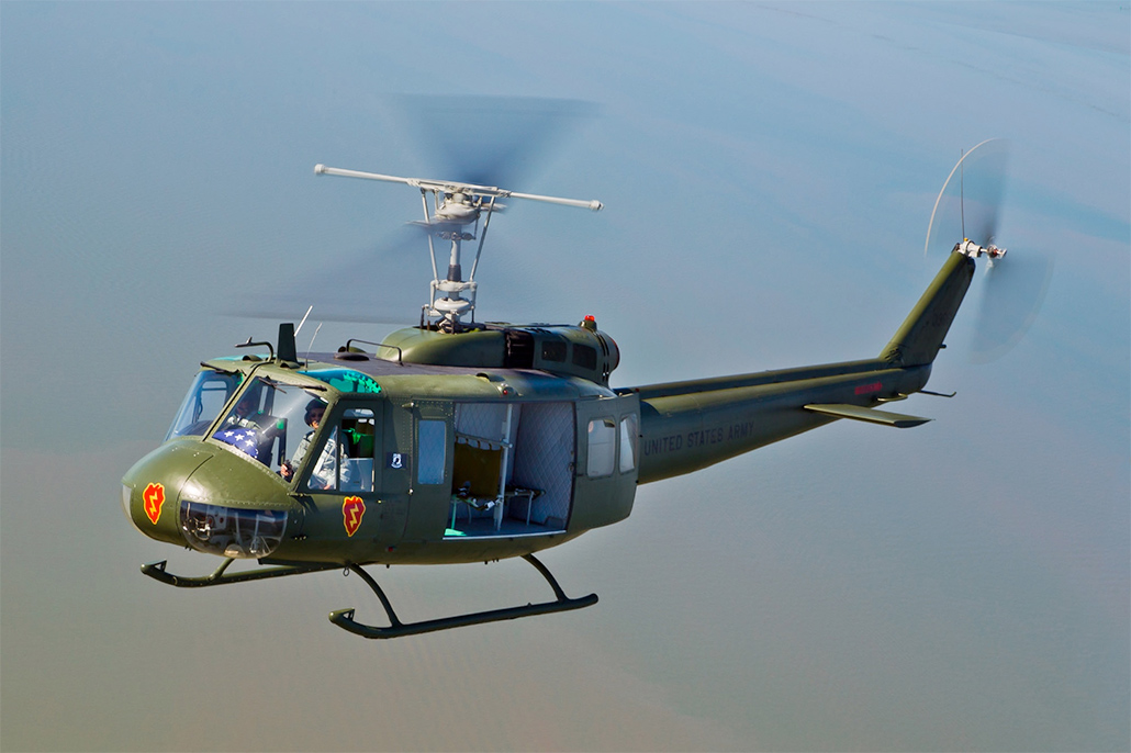 BDF Conducts First Helicopter Rescue Mission - 3 Children Saved
