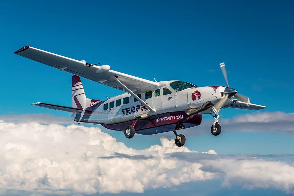 Tropic Air Suspends Service to Chetumal, Merida & San Pedro Sula, Honduras