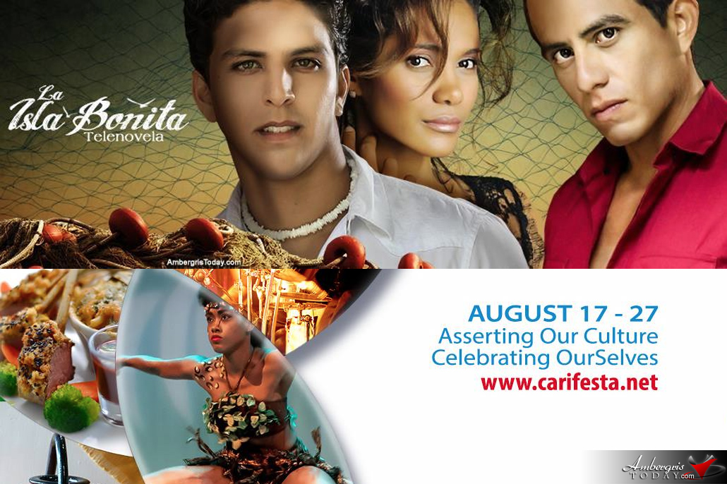 La Isla Bonita Telenovela to Debut at Barbados Carifesta