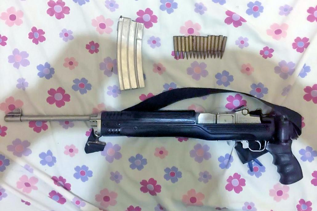 High-Powered Firearm Found in San Pedro