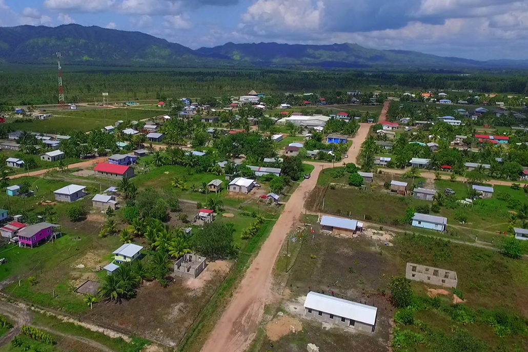 500 Homes, Banana Farms Connected to National Power Grid