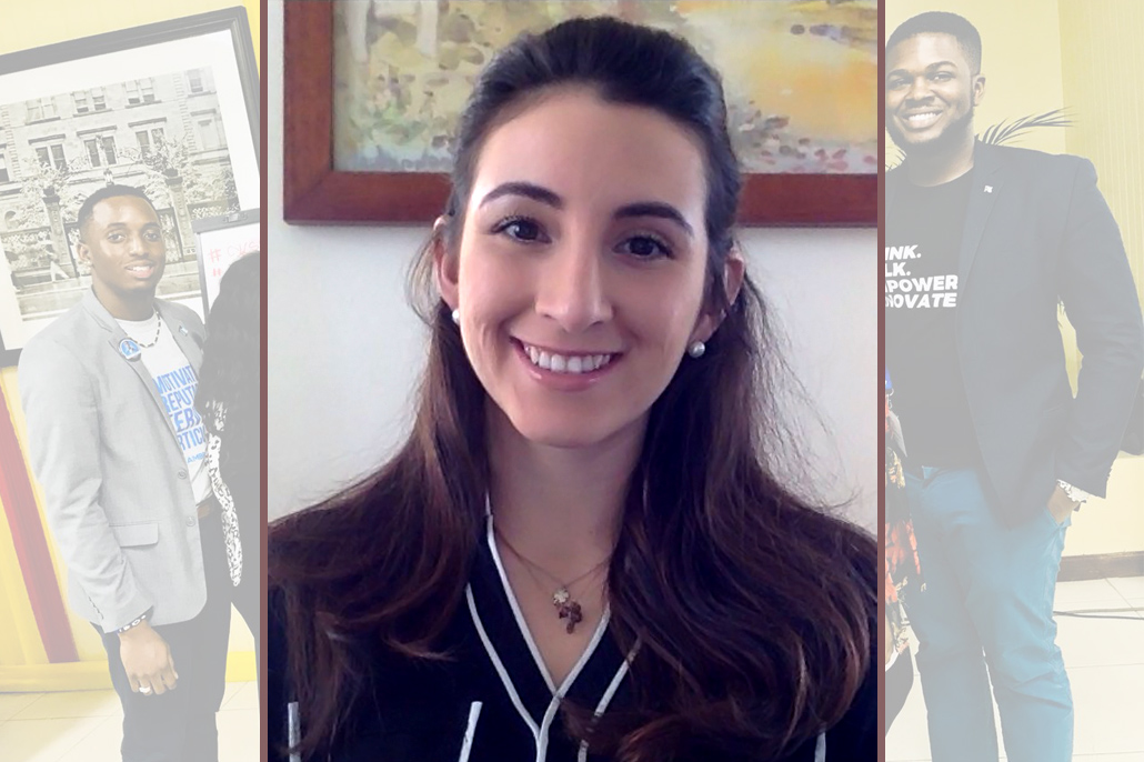 Kristin Marin Appointed in Caribbean Regional Youth Council Team