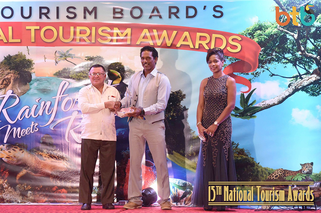 BTB Holds 15th National Tourism Award Gala Event