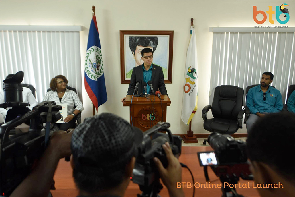 Belize Tourism Board Launches New Online Portal