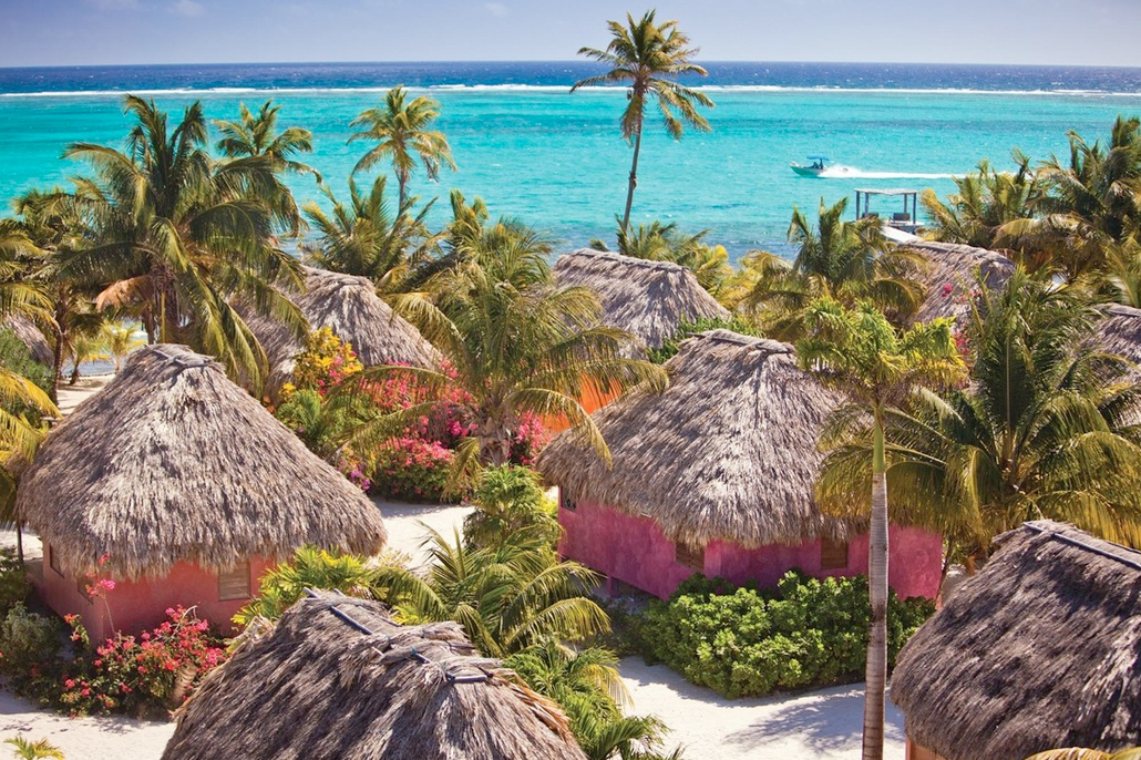 Matachica Resort & Spa in Top10 for Conde Nast Traveler