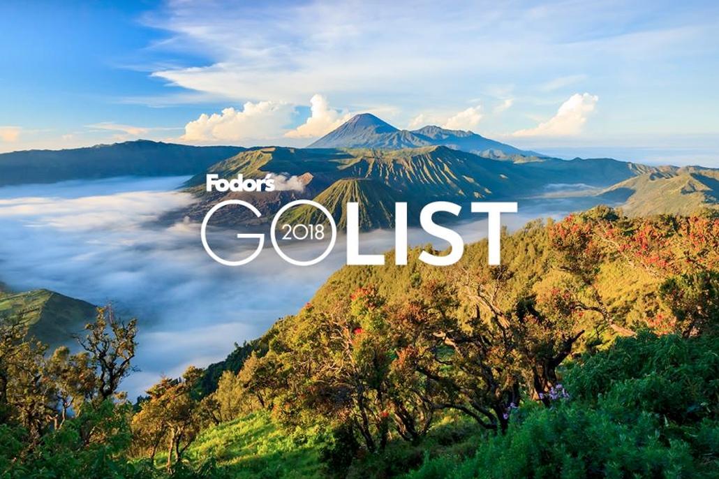 Belize Makes Fodor's Go List 2018 at #10