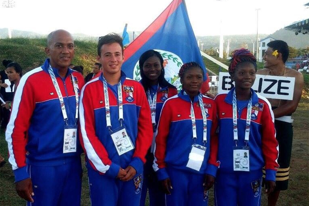 Belize to Participate in Managua 2017 Central American Games