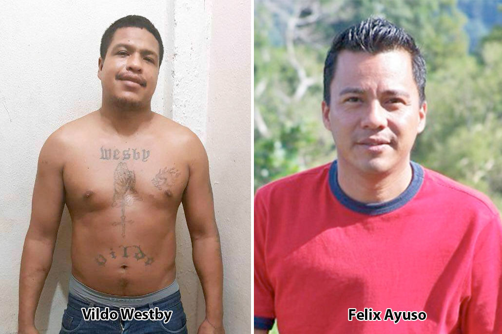 Ayuso Family Releases Details of Vildo Westby's Capture