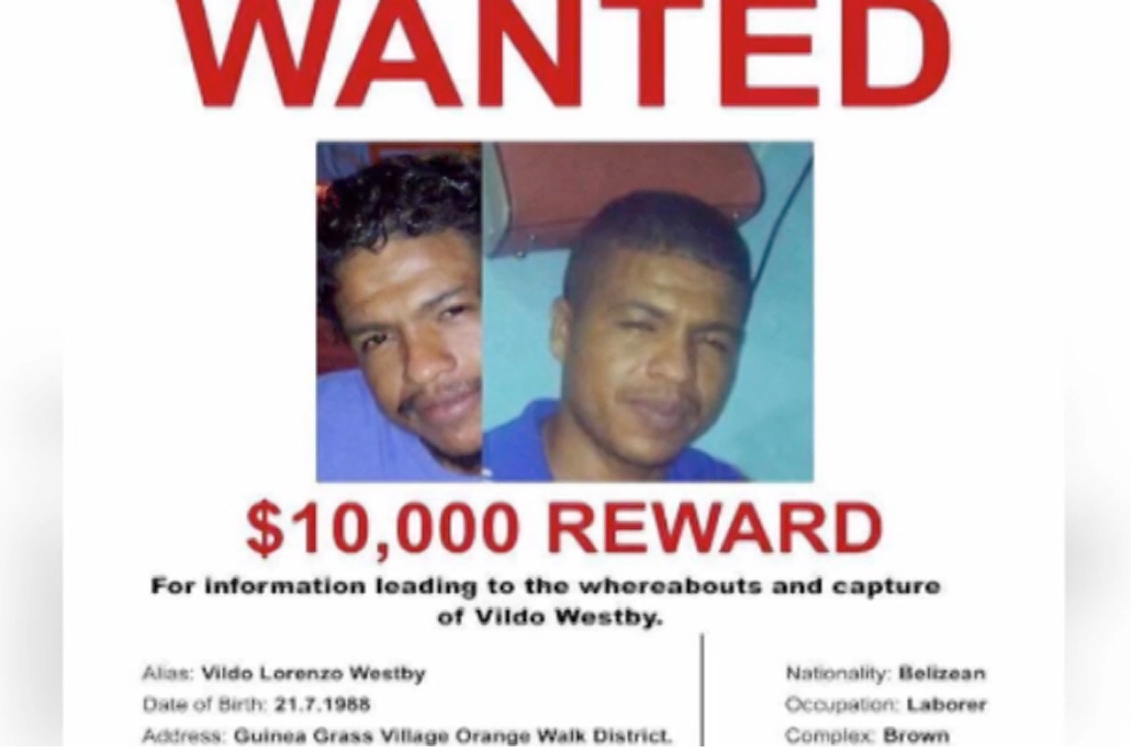 Vildo Westby, Wanted Murderer of Felix Ayuso, Detained in Mexico