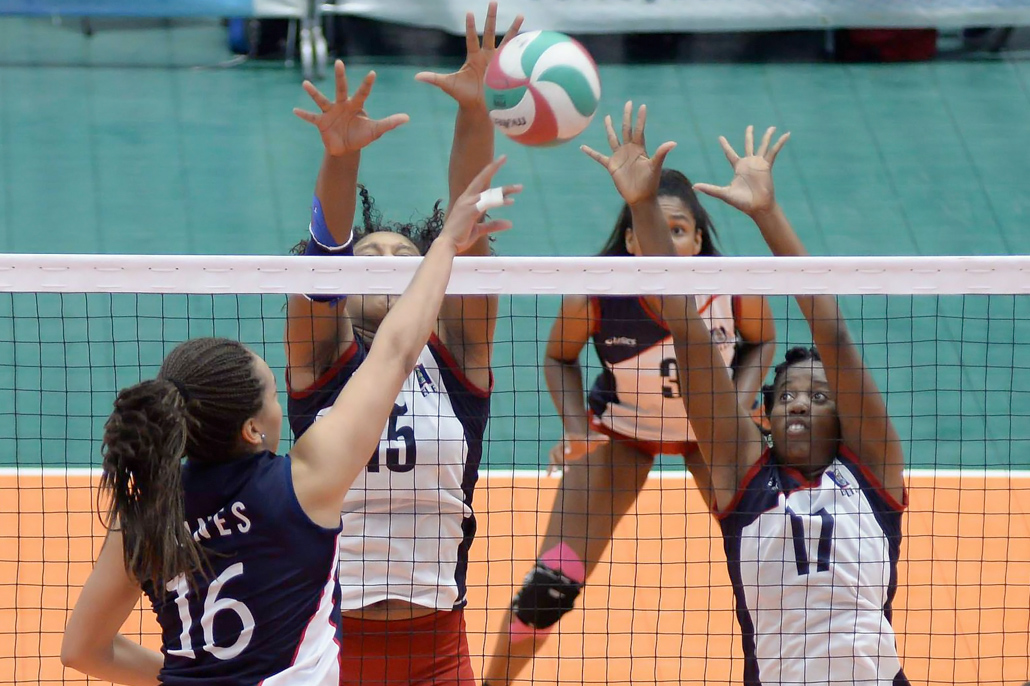 Belize Female Volleyball Team