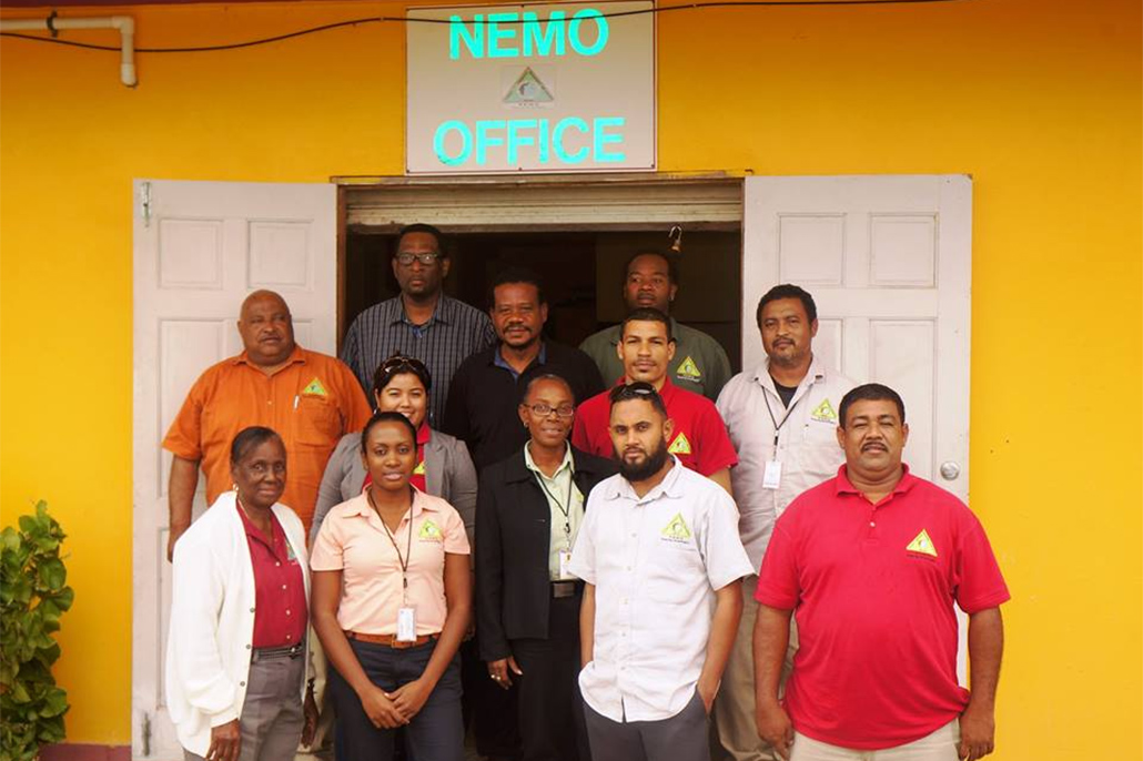 NEMO Emergency Planning in Belize Now Includes Tsunami Threats