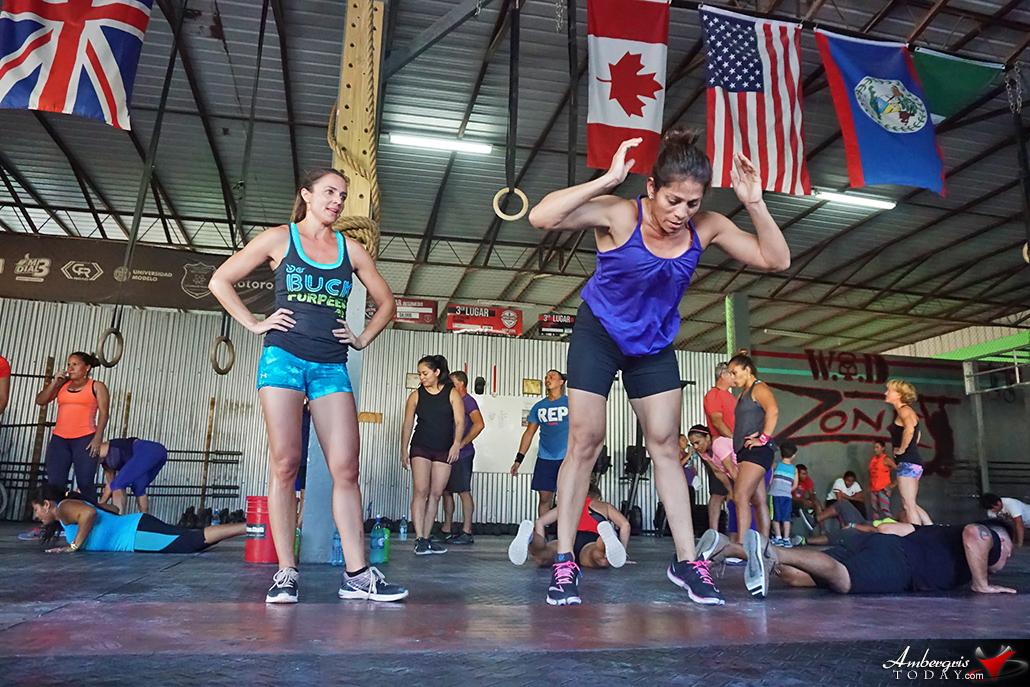 Burpees for Bella Brings Community Together for a Great Cause
