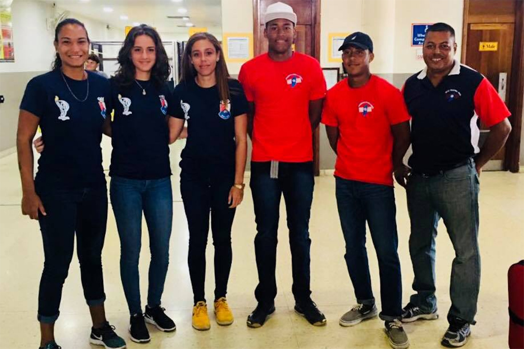 Beach Volleyball Contingent Off To Youth Olympic Games Qualifier in Costa Rica