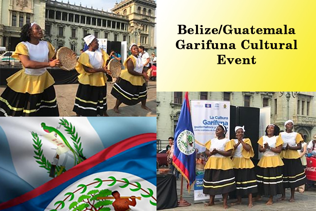 Belize and Guatemala host Garifuna Cultural Event