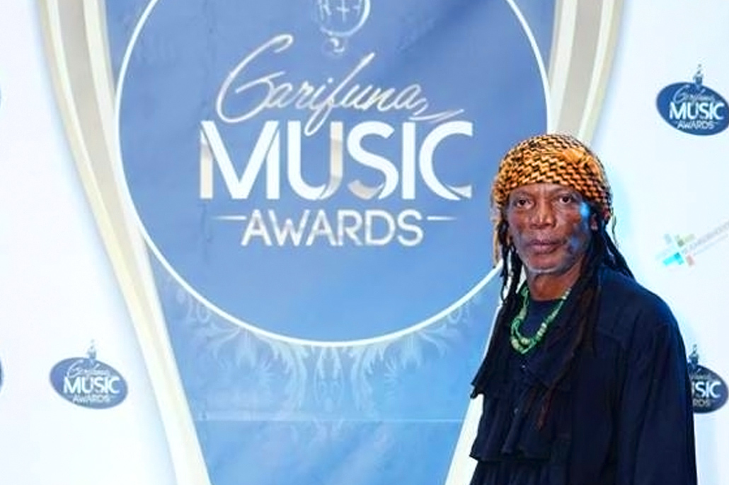 Belizean Artists Pen Cayetano Wins Lifetime Achievement Award