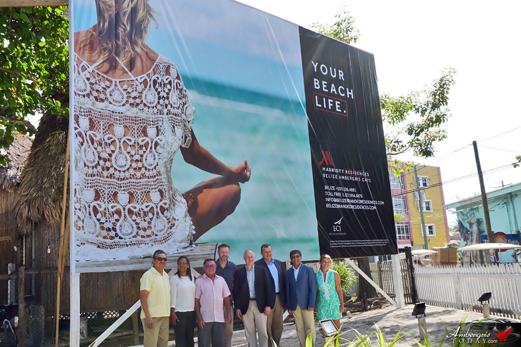 Marriott Hotels Announces debut in San Pedro, Belize