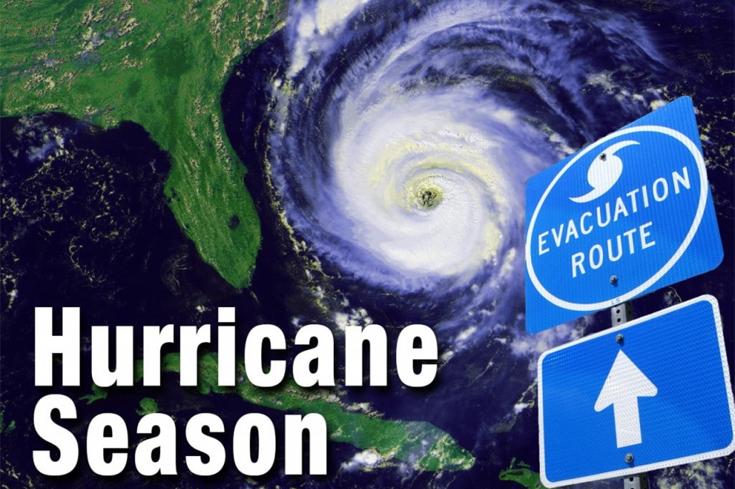 Opening Of 2018 Atlantic Basin Hurricane Season