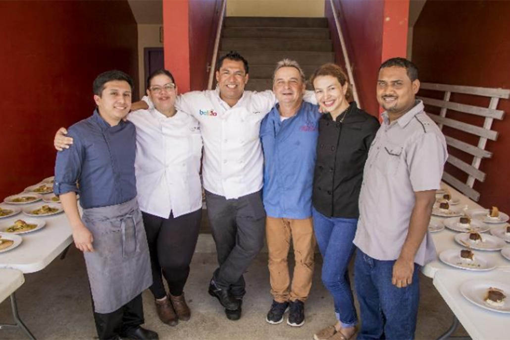 Belizean Delegation Attends The Region's Premier Culinary Competition In Miami